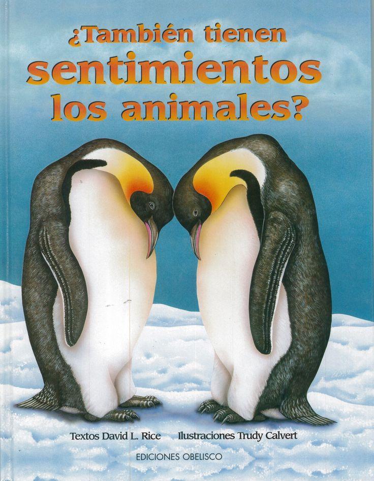 David L. Rice: ¿También tienen sentimientos los animales? (Obelisco)