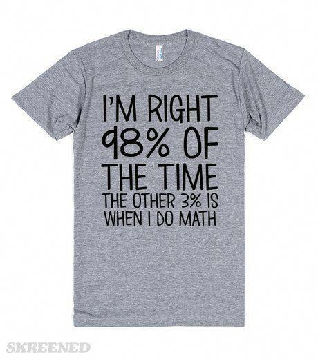 Selbst habe zu 98% recht, die anderen 3% sind, wen…