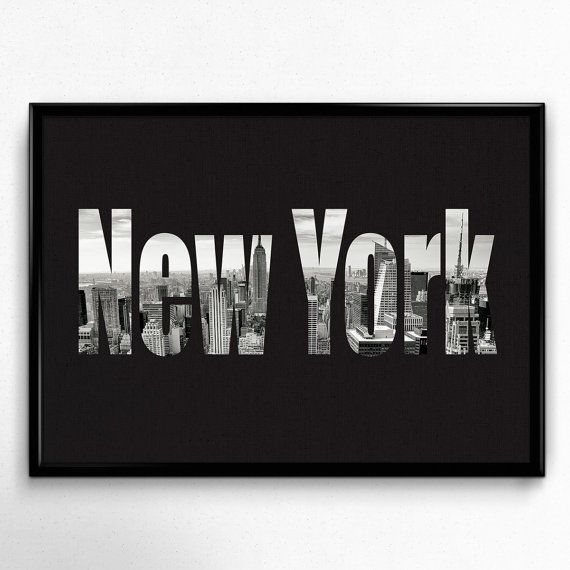 New York Wall Art Printed using professional quality ink on heavyweight A4 (8.25 x 11.75, 21cm x 29.7cm) 280gsm Premium Paper. Prints are sealed in a plastic sleeve and mailed in a rigid cardboard box. Worldwide shipping! Orders are shipped via Deutsche Post International Signed