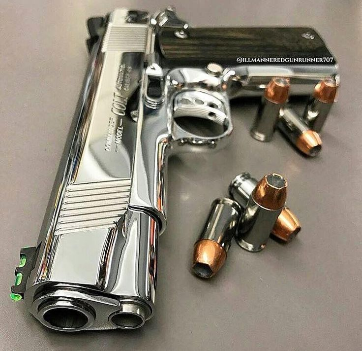 Customized Colt 1911 XSE 9mm