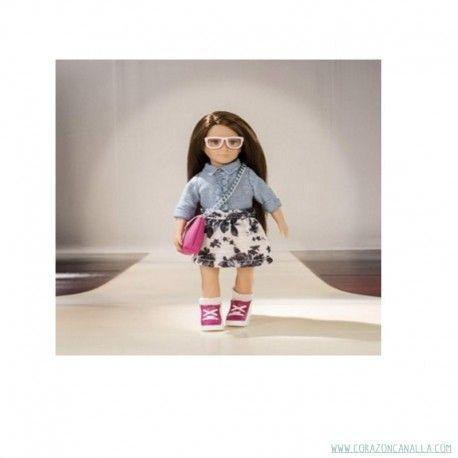 Ropa para muñecas Lori .Out fit Glam Gal.