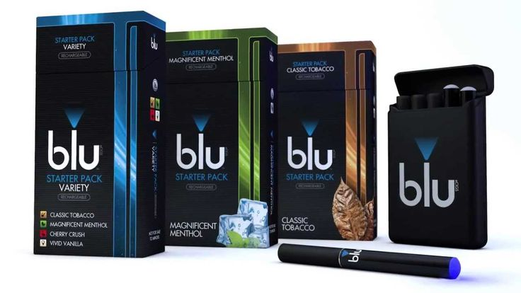 Blu are the honorable Ecigs!