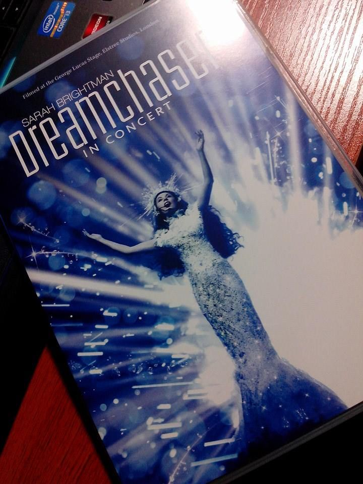 Dreamchaser in concert (DVD) Bought on August 2014
