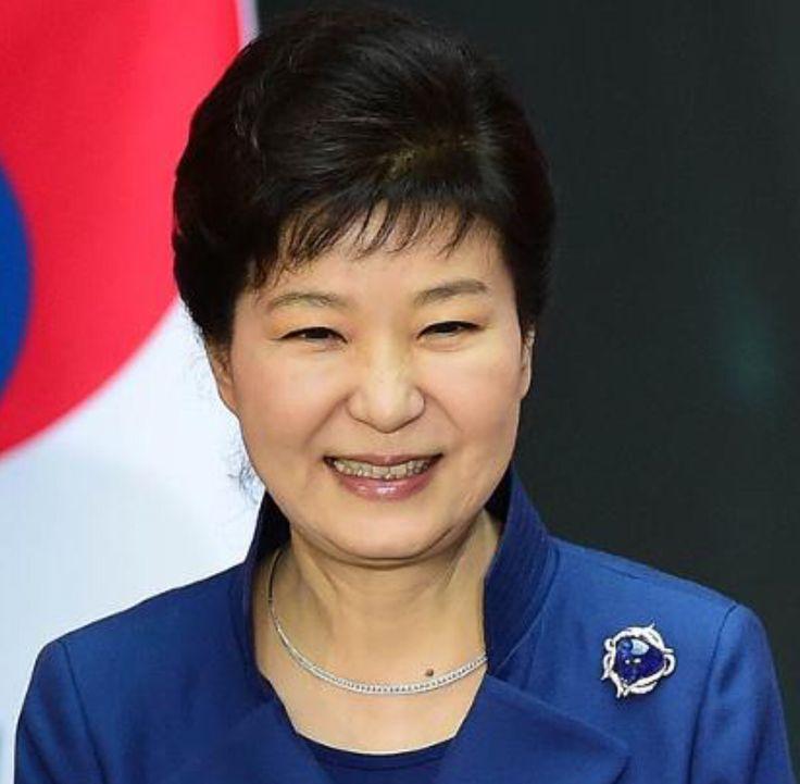 Parc Geun-hye - president of South Korea