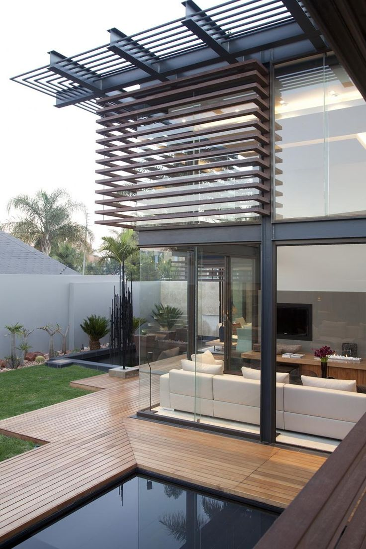 House Abo by Nico van der Meulen #Architects