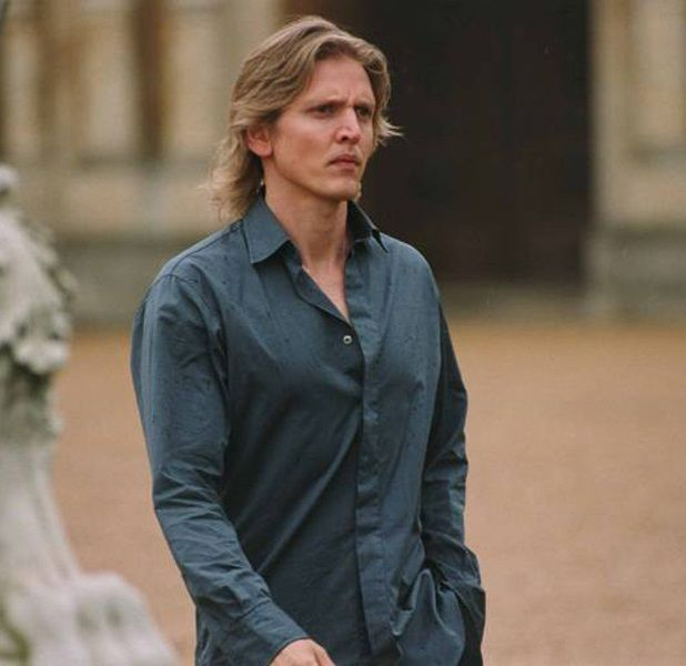 Barry Pepper in Ripley Under Ground