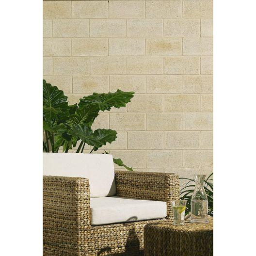 1000 ideas about parement pierre exterieur on pinterest for Parement aluminium exterieur