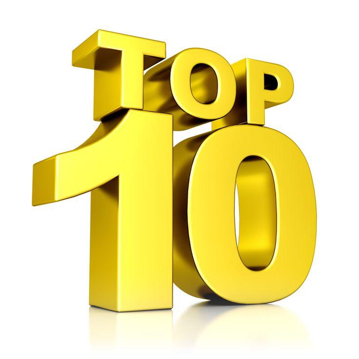 My Top 10!