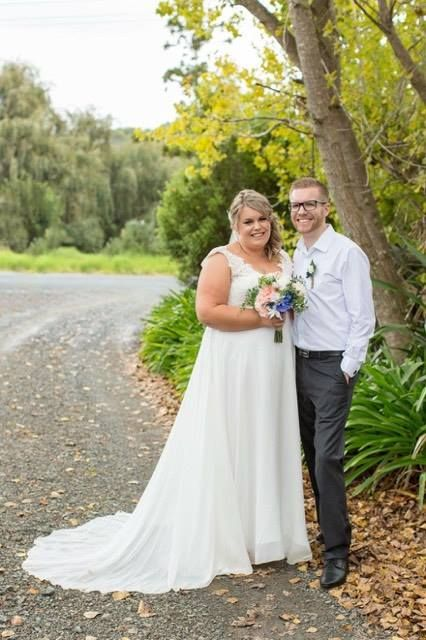 Samantha Taylor looking so elegant, Dressed by Bridal and Ball NZ September 2016. Thank you for sharing your photo!