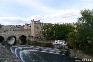 善生出走: 歐洲出走116天 (day3):巴斯。公元43年有多遠? Europe Backpack 116 days (day3): Bath