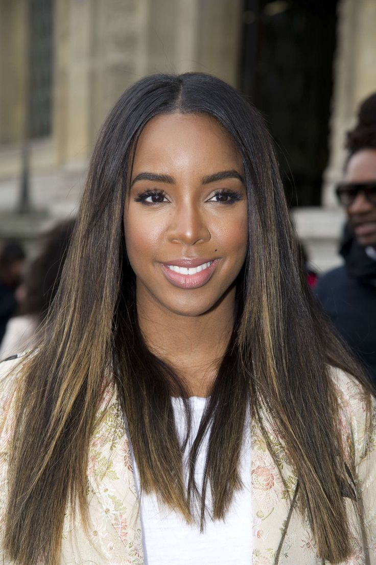 Make-up and Style Kelly Rowland