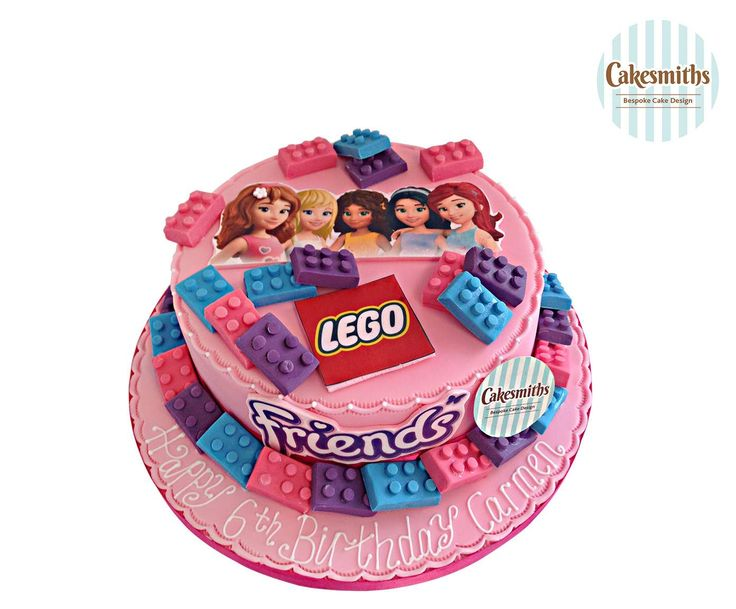 lego friends cake - Google Search