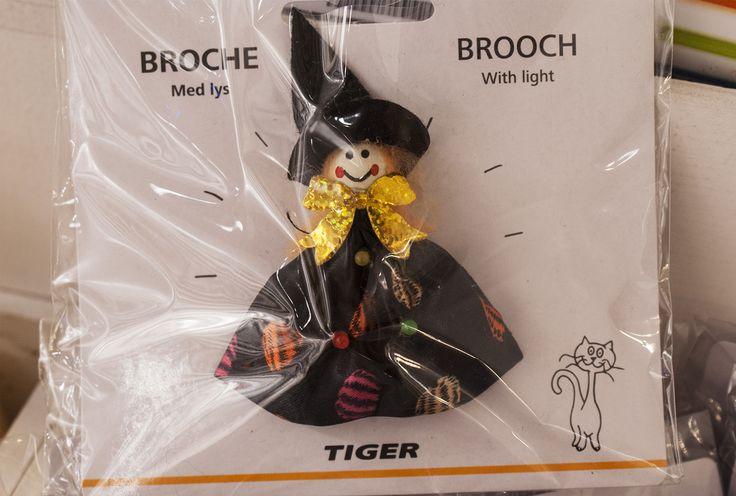 Słodka broszka. #tigerhalloween #tigerstores #tigerpolska #tiger #tigersklep #halloween #broszka #brooch