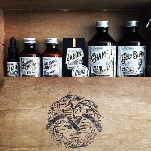 """@oliviasoaps en Instagram: """"Y van 7! 7 productos de @barberiamalayerba que entre todos sus magníficos ingredientes también llevan mucha ilusión y mucho swing..."""" #hechopor #oliviasoaps #conamor #malayerba"""