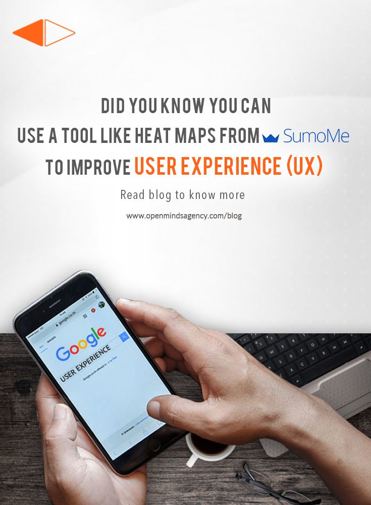 Did You Know That You Can Use A Tool Like Heat Maps From Sumome To Improve