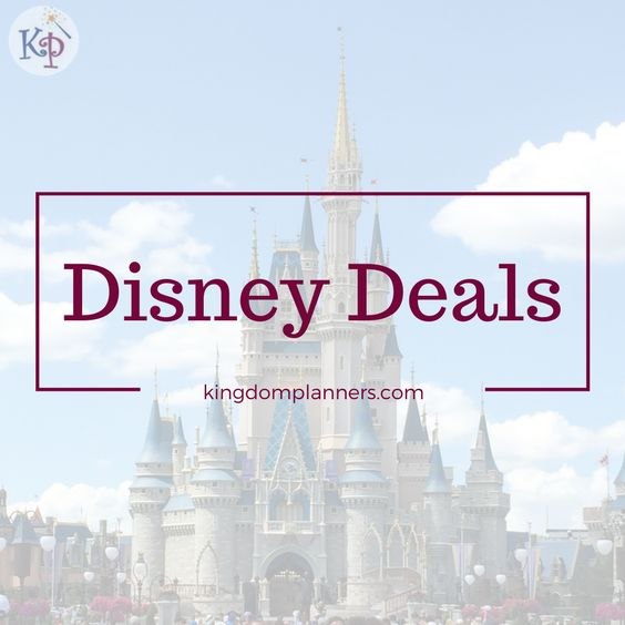Our board about Disney Deals and contact kingdomplanners.com to book your magical vacation.