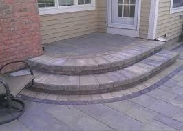 Image result for corner slab steps house