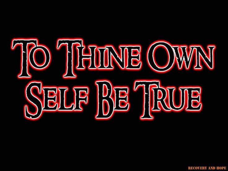 Catbaluue: To Thine Own Self Be True
