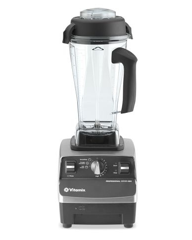 """Vita-mix - after the juicing class I took and how this """"blender"""" can blend anything from almonds to fruit with skins... this would really help me eat more raw foods and get the nutrients."""