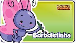 Borboletinha - DVD Galinha Pintadinha 2 - Desenho Infantil - YouTube