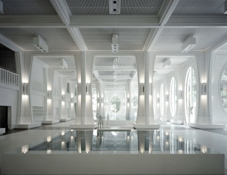 smolenicky partner architektur - Spa Und Wellness Zentren Kreative Architektur