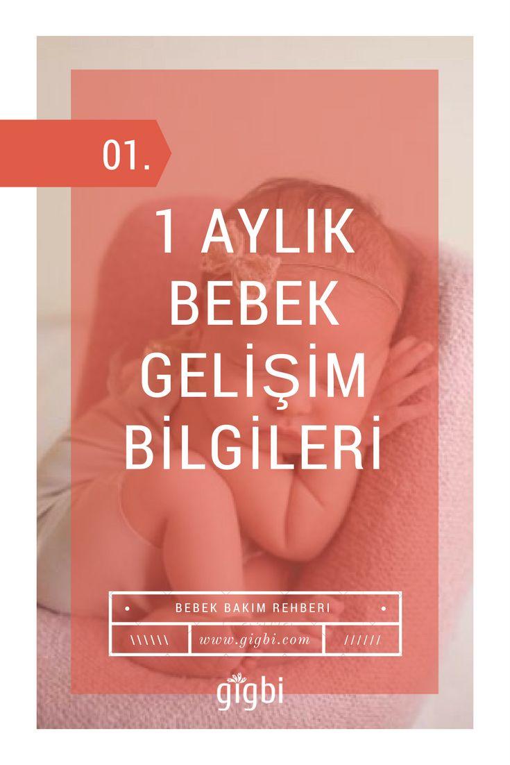 1 aylık bebek gelişimi kontrol edilmeli ve sağlığı üzerinde durulmalıdır. Doğum sonrasında ilk 3 aylık süreç, boy kilo takibi yapılmalı, düzenli beslenme...