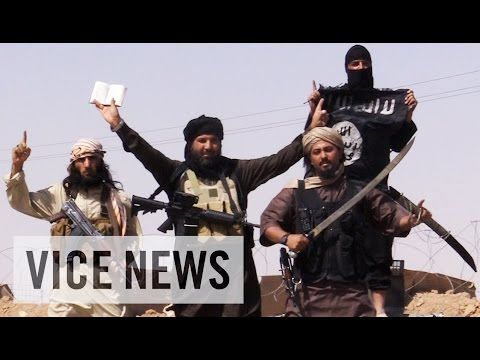 Muslim group ISIS vows to 'Raise The Flag Of Allah in The White House' (video)