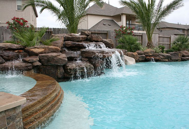17 Best Images About Pools On Pinterest Gunite Pool Swimming Pool Designs And Waterfalls