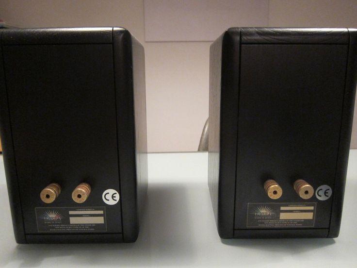 Opera Loudspeaker: Monitor Mini - Kompaktlautsprecher(sehr guter Zustand) 4