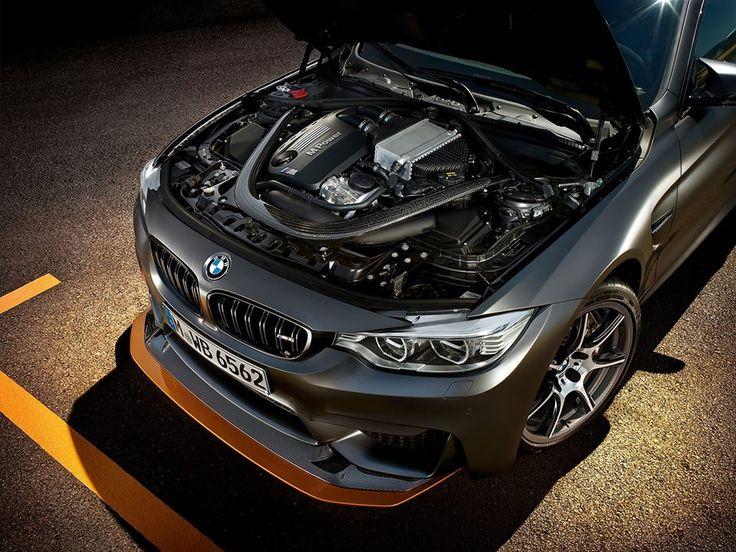 Kaputu kapatmak istemeyeceksiniz. The BMW M4 GTS.