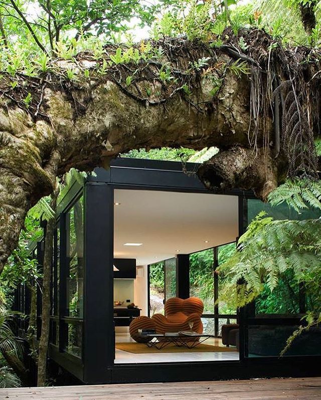Love it!  Black Forest House designed by Chris Tate Architects #d_signers