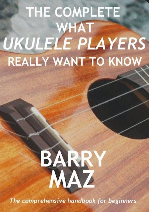 songs and chords for beginner ukulele players
