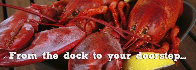 Order fresh #Maine_lobster online.