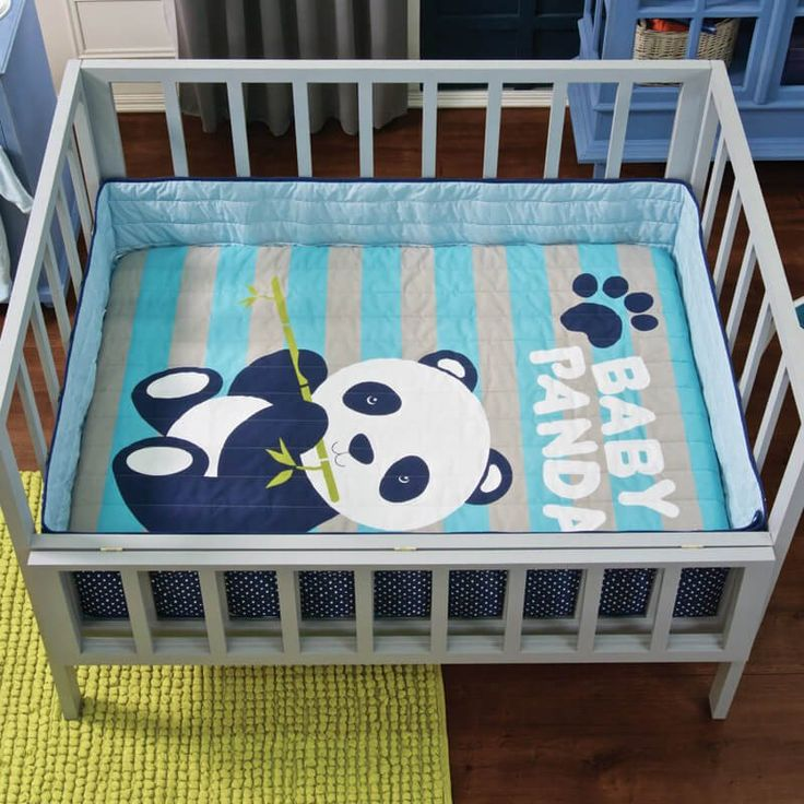 17 Best Ideas About Panda Nursery On Pinterest