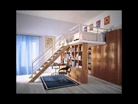 Второй этаж в комнате - YouTube