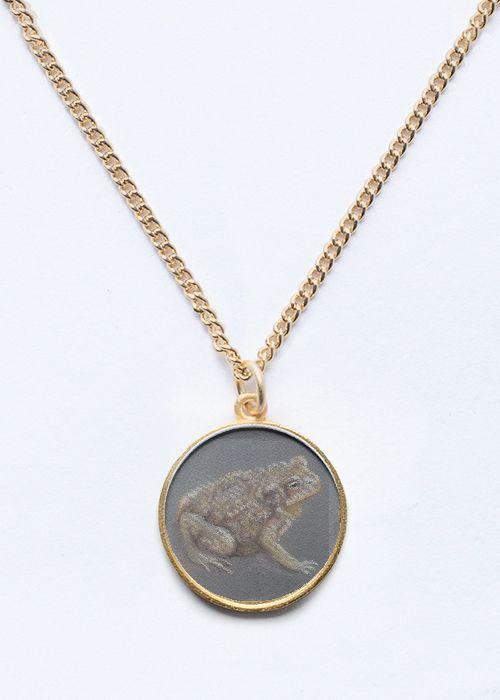 Wildlife Frog Gold /Silver Pendant #jewelry #pendant #wildlife #frog #trendy