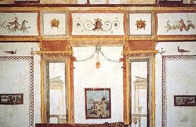 """LaDomus Aurea(""""casa d'oro"""" inlatino) era laVilla urbanacostruita dall'imperatore romanoNeronedopo ilgrande incendioche devastòRomanel64 d.C.. La Domus Aurea, è …"""