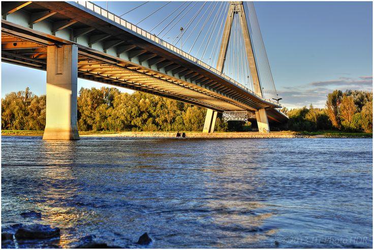 Most Świętokrzyski w Warsza.wi..