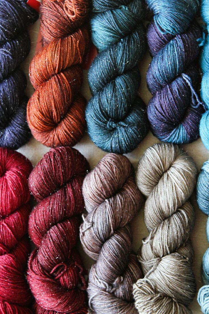 yarn art color garden : The Most Heavenly Yarn Just Arrived Zen Yarn Garden Serenity Glitter Sock So Soft