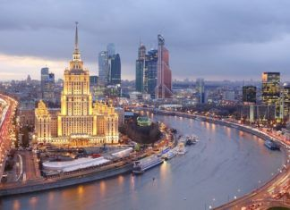 3D Night Show to be Held in Moscow!