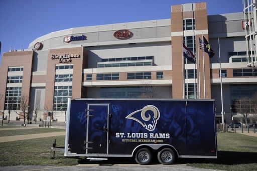 St. Louis sues NFL, teams over Rams relocation to LA (Yahoo Sports)
