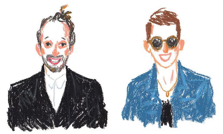 YCN | Talent | Portfolios | Damien Florébert Cuypers