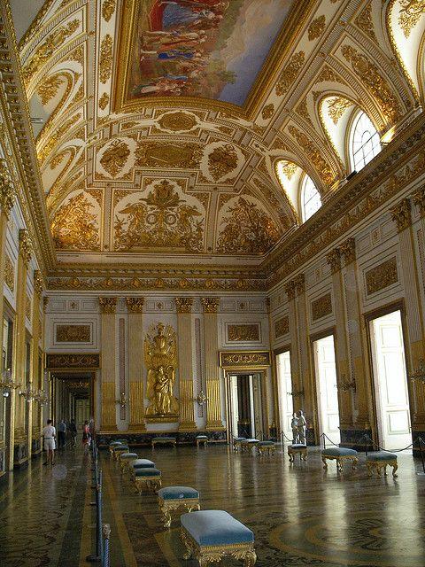 La Reggia di Caserta Palace - Campania, Italy