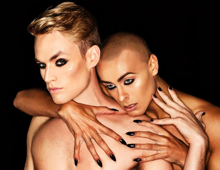Will 21 and Cory Hindorff ANTM 20 | ANTM - Group Photos ...