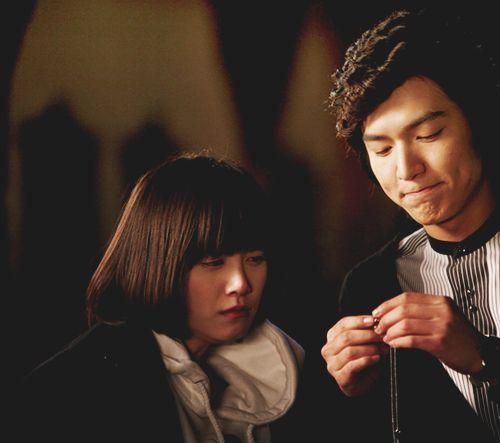 Boys Over Flowers ♥ Lee Min Ho as Goo Joon Pyo ♥ Koo Hye Sun as Geum Jan Di ♥ Necklace