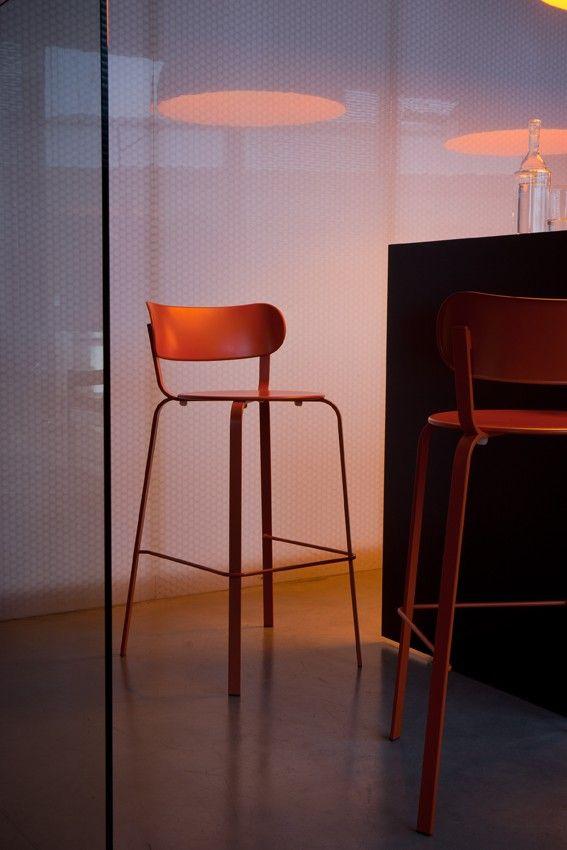 Jetzt Bei Desigano.com Stil Hocker Sitzhöhe 65cm Desigano, Sitzmöbel,  Barhocker Von LaPalma