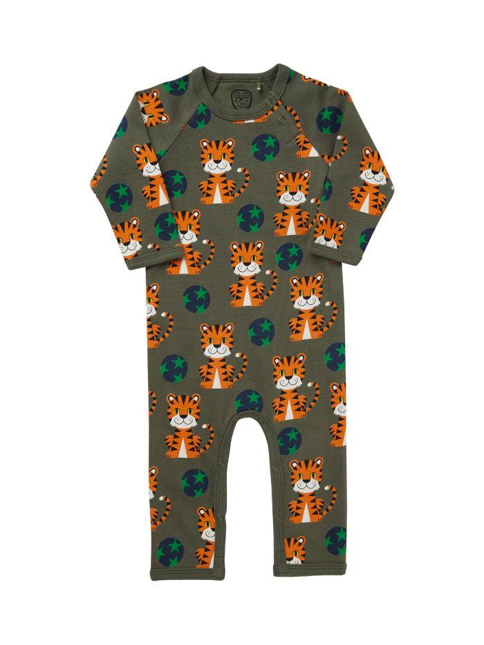 Tiger cottonsuit