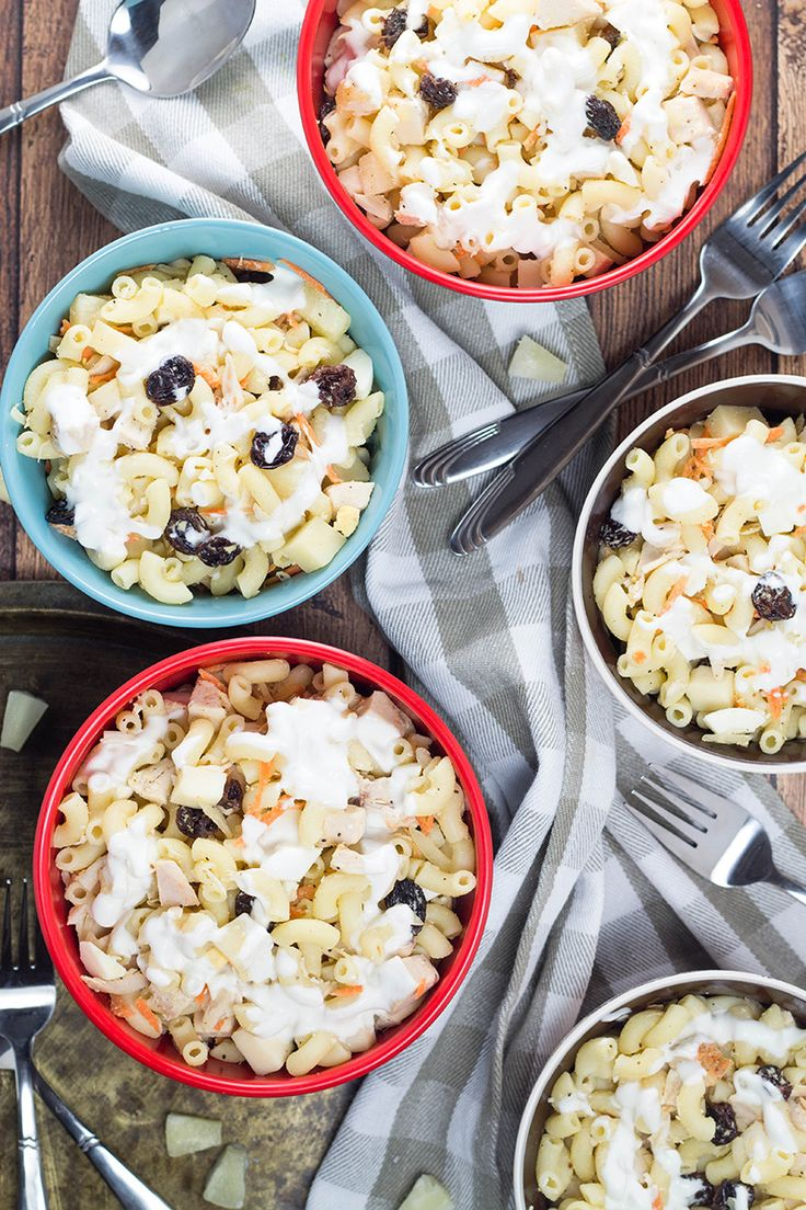 Chicken Macaroni Salad Filipino Style – Dan330