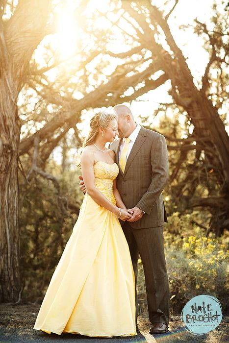 51 best Yellow Wedding images on Pinterest