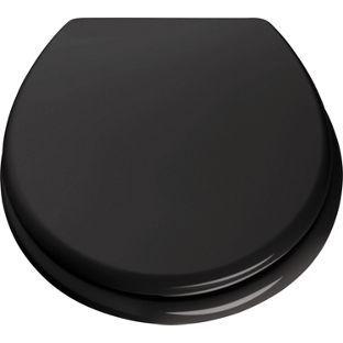black and white toilet seat. Buy ColourMatch Toilet Seat  Jet Black at Argos co uk Your Online Best 25 toilet seats ideas on Pinterest home